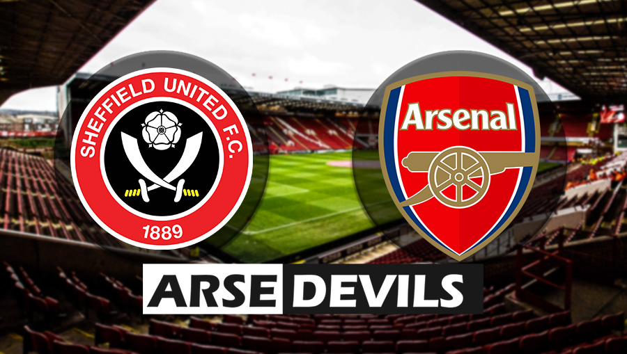 Sheffield United, Sheffield United vs Arsenal