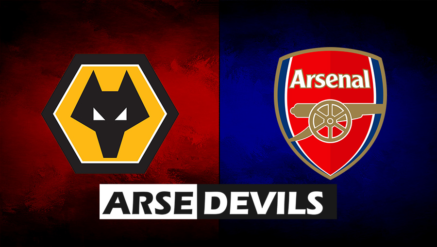 Wolves vs Arsenal, Arsenal Wolves