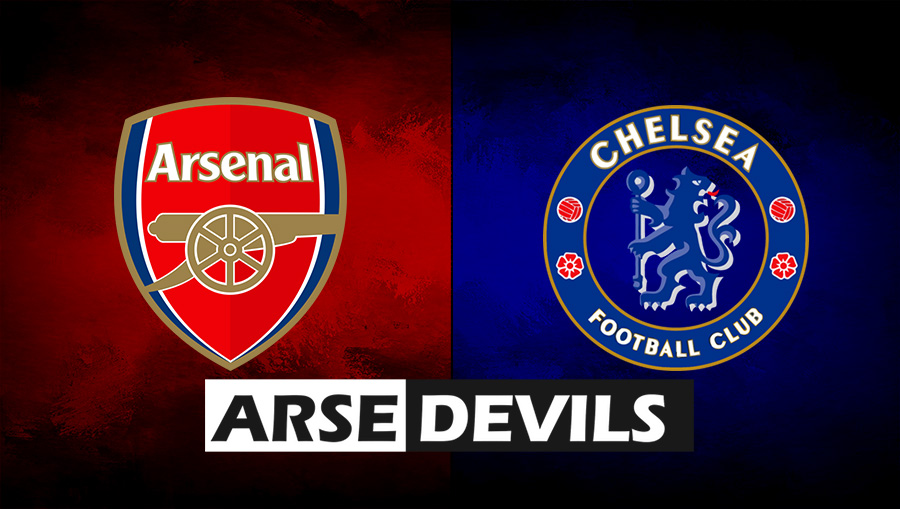 Arsenal vs Chelsea FA Cup final