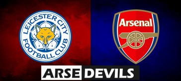 Leicester Vs Arsenal, Carabao Cup