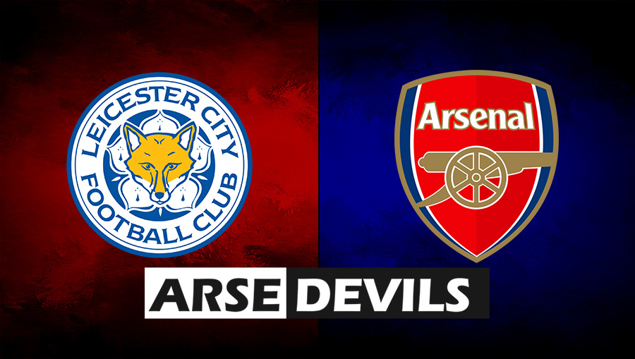 Leicester Vs Arsenal, Carabao Cup