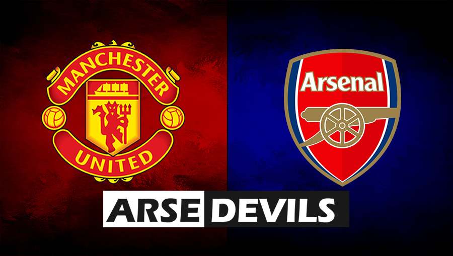 Manchester United vs Arsenal, Partey, Manchester United v Arsenal