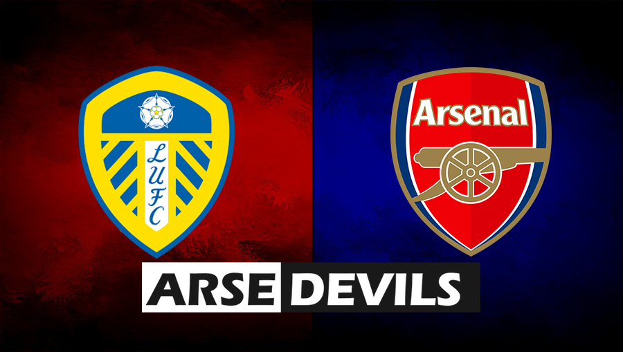 Leeds United vs Arsenal, Leeds v Arsenal