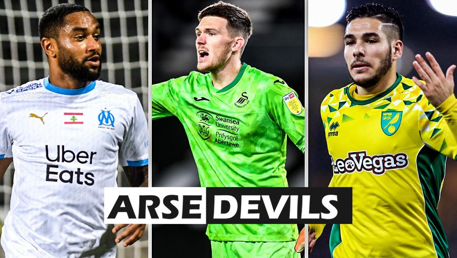 Mikel Arteta, Arsenal, Jordan Amavi, Freddie Woodman, Emi Buendia