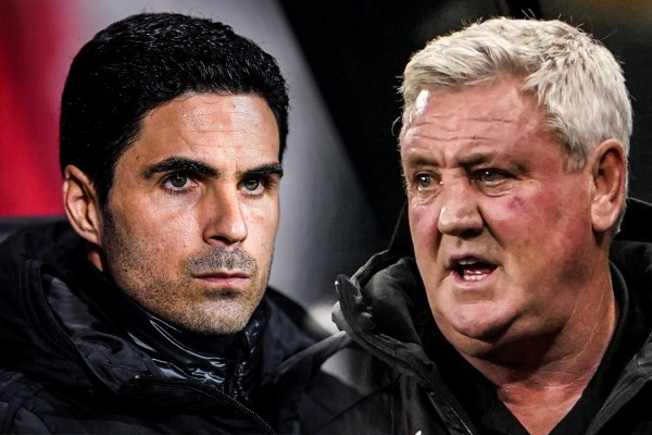 Arsenal vs Newcastle, Arteta, Steve Bruce