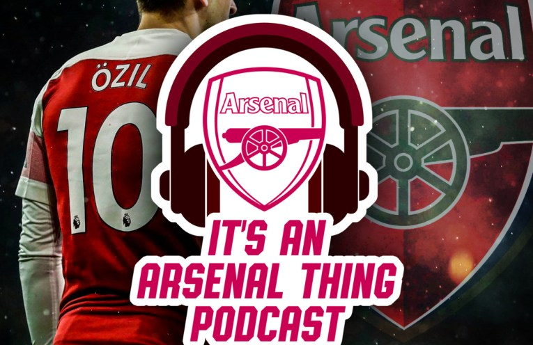 Episode five - its an arsenal thing podcast