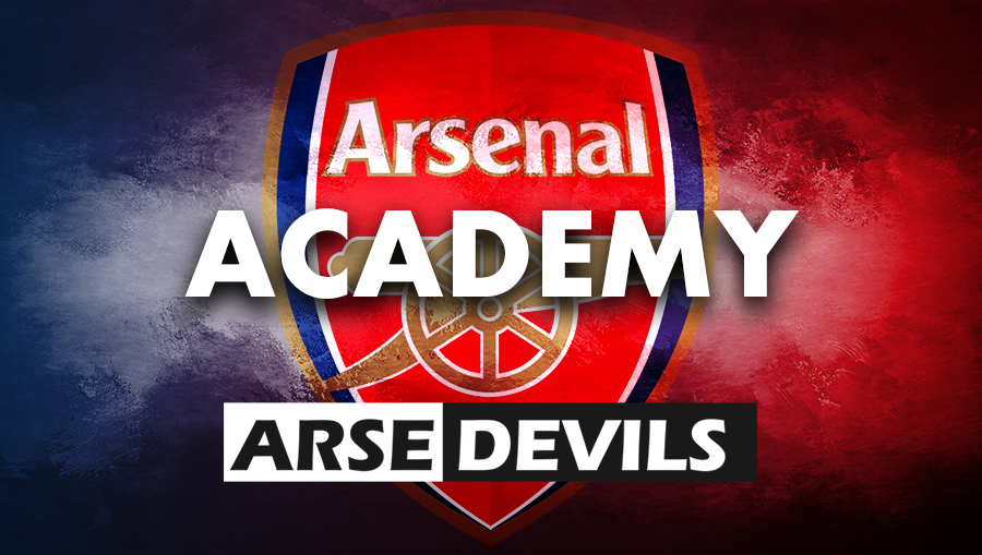 Arsenal academy, emerging talents