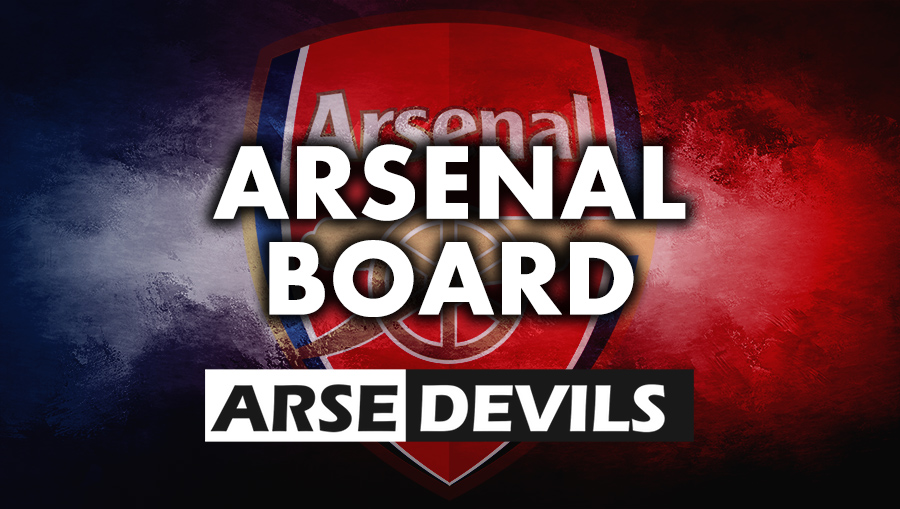 Arsenal board