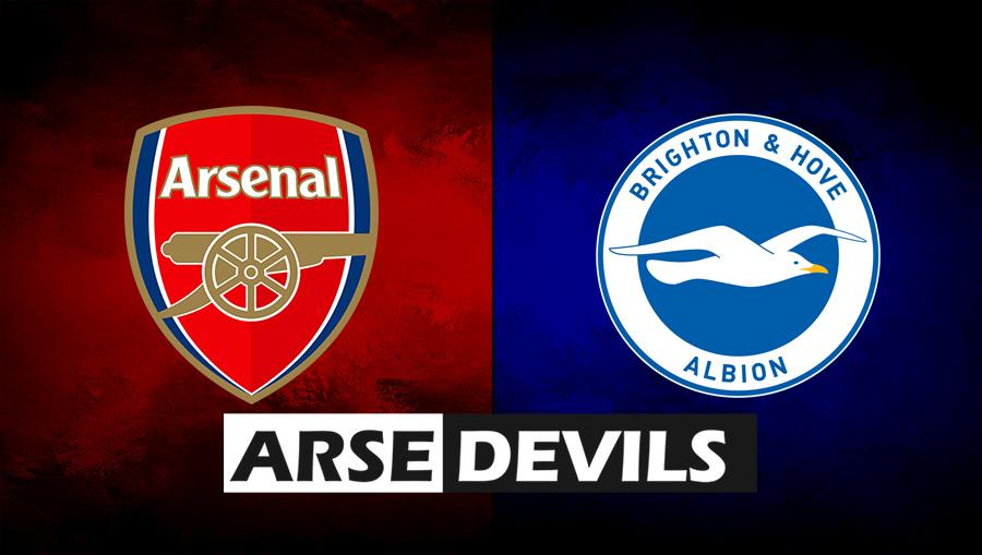 Arsenal Vs Brighton - Instumental ST