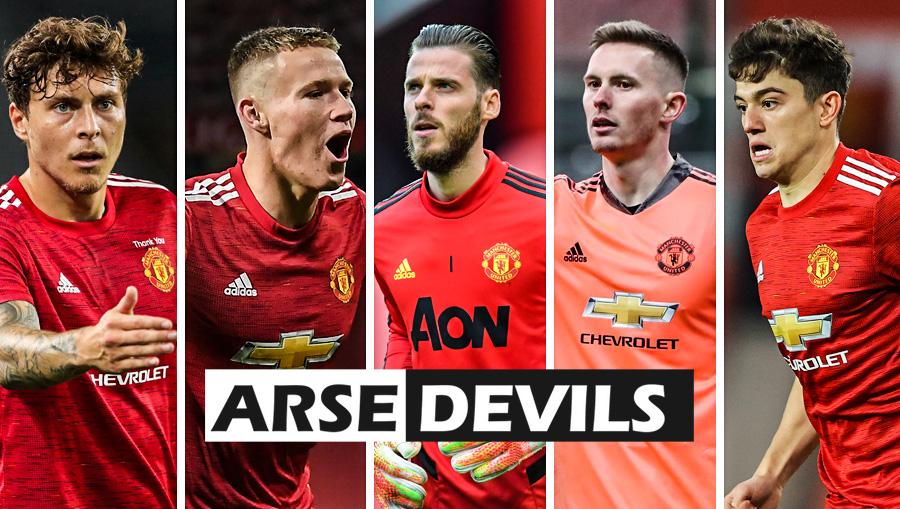 Manchester United, Euro 2020