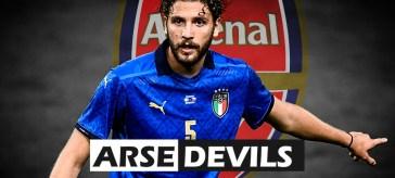 Arsenal, Manuel Locatelli, Sassuolo
