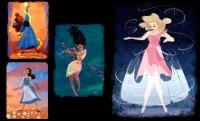 Disney Illustration Tutorial by Katia Oloy