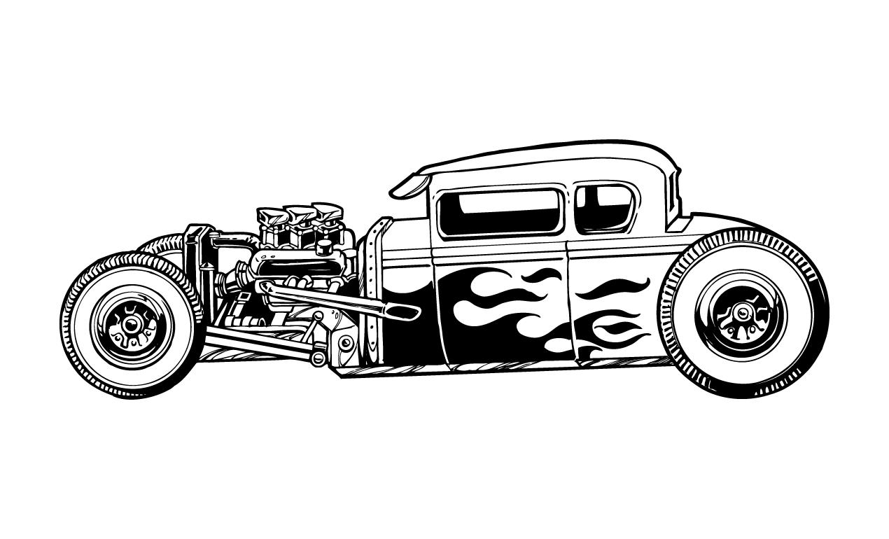 Rat Rod Build