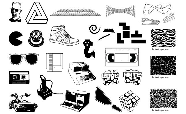 Adobe Illustrator Vector Packs