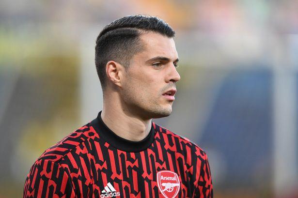 Arsenal sẵn sàng để Granit Xhaka ra đi – Arsenal