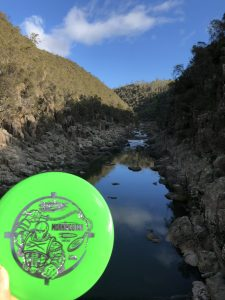 Morningstar at Cataract Gorge