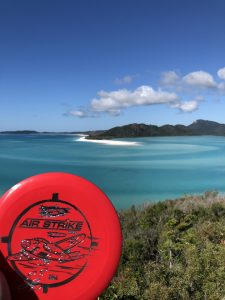 Whitsunday Islands with Arsenal Discs