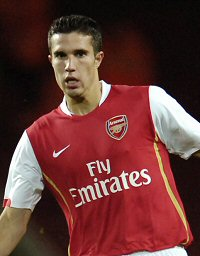 After an extended injury lay-off Arsenal's Robin van Persie is hungry for success