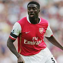 Kolo Toure: Central Defender of the Decade