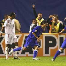 Da Silva has already scored against England for Croatia