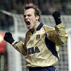 My personal favourite Ljungberg moment