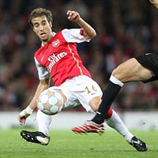 Flamini has been a tiger so far this season