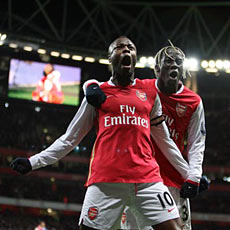 The Arsenal captaincy has inspired Gallas