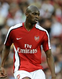 Diaby is back from injury