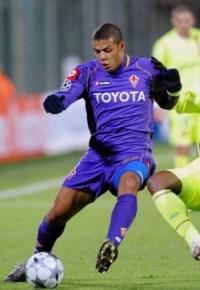 Fiorentina's Felipe Melo has been linked