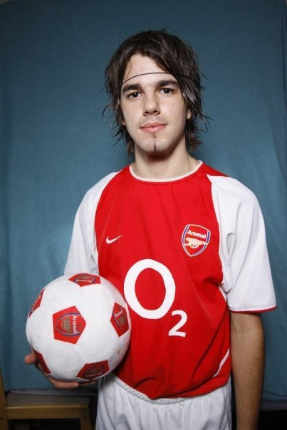 A flawless Robert Pires!