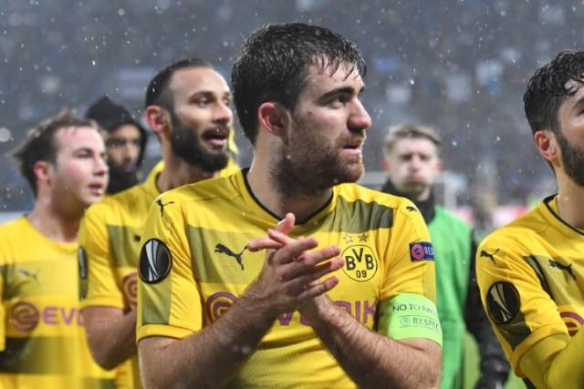 Sokratis Papastathopoulos Arsenal transfer targets