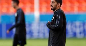 Arsenal target Lucas Torreira praised by Luis Suarez