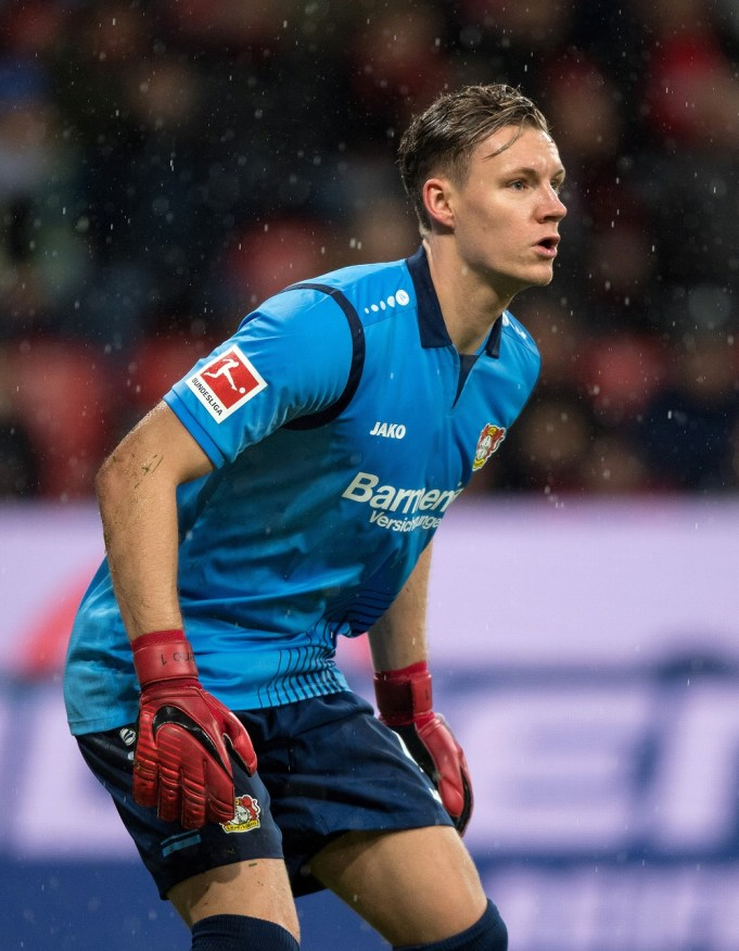 Bernd Leno reveals talk with Arsenal before joining the club