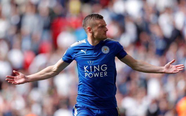 Players who rejected Arsenal Jamie Vardy