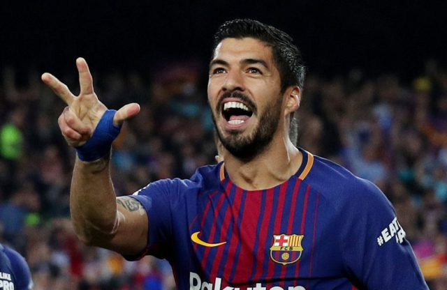 Players who rejected Arsenal Luis Suarez