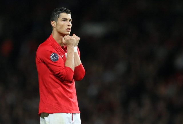 Why Cristiano Ronaldo joined Manchester United