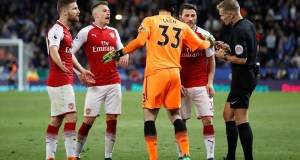 Arsenal urged to keep hold of Aaron Ramsey