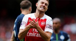 Aaron Ramsey urged by Former Gunner to sign a new contract
