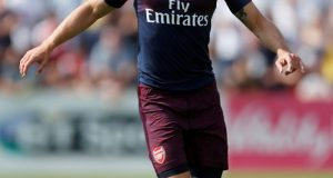 Aaron Ramsey will sign contract extension on one condition
