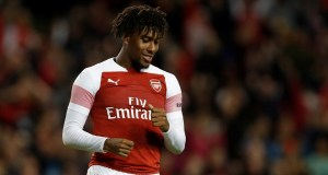 Official Alex Iwobi signs new long term contract with Arsenal