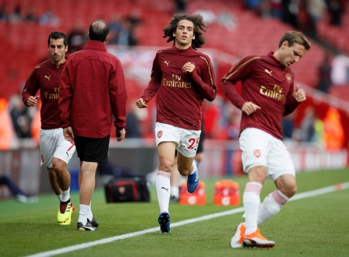Unai Emery admits he has been surprised by impact of Arsenal midfielder