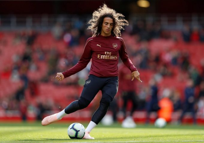 Matteo Guendouzi reveals what made him join Arsenal
