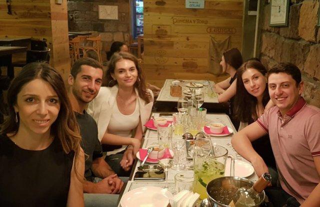 Arsenal Players Wives And Girlfriends Henrikh Mkhitaryan Betty Vardanyan