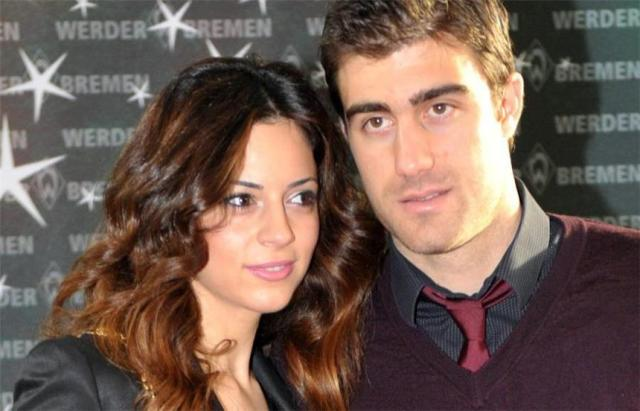 Arsenal Players Wives And Girlfriends Sokratis