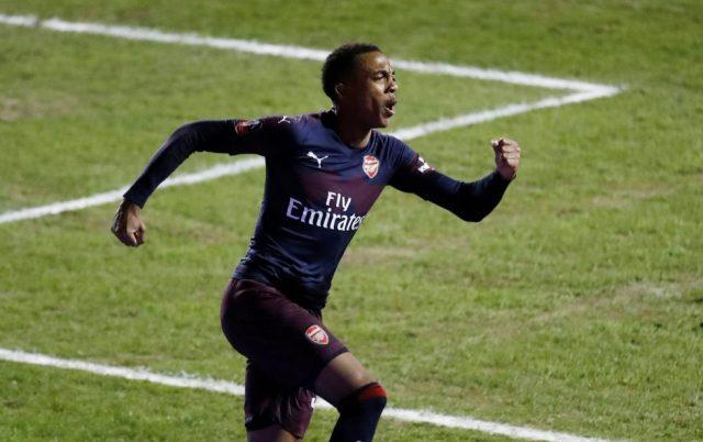 Arsenal Top Scorer This Season 2018-19 Joseph Willock
