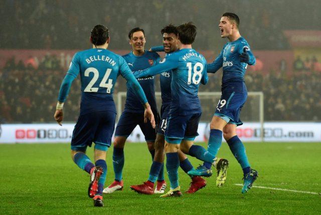 Arsenal's Biggest Win