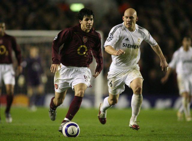 Arsenal Top Goal Scorers Of All Time Cesc Fabregas