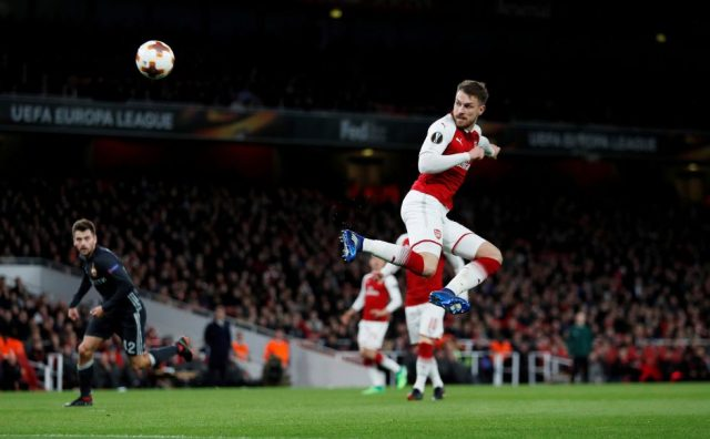 Arsenal Goal Of The Year