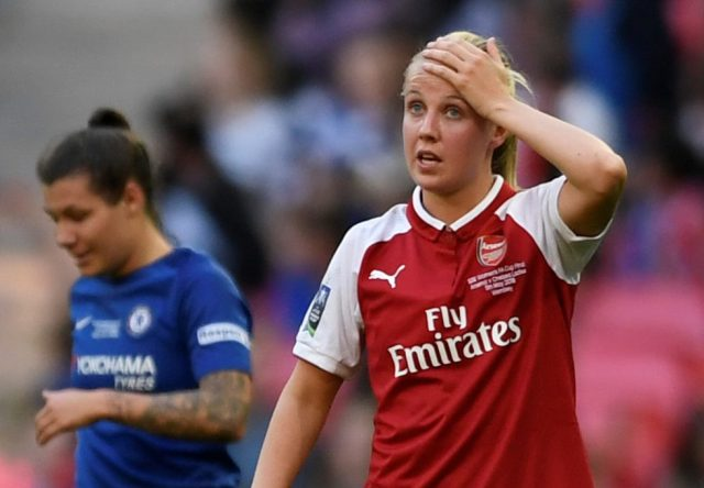 Arsenal Ladies Player Of The Year
