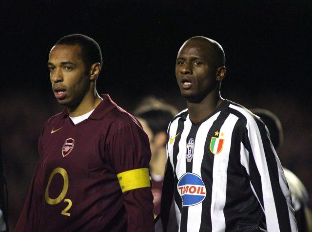 Arsenal Notable Captains